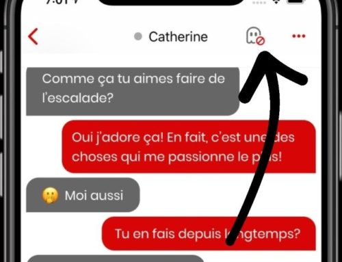 La nouvelle touche ANTI-GHOSTING