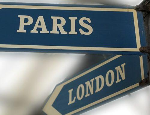 ANNULÉ – Voyage Paris – Londres