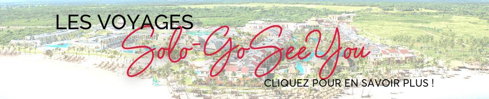 voyages pour célibataires et solo qui parte de québec