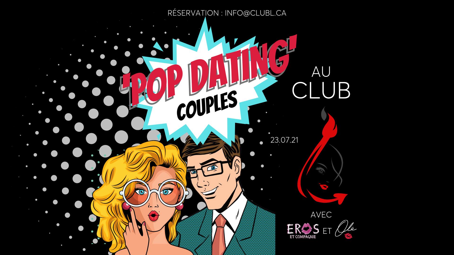 soirée pour couples libertins