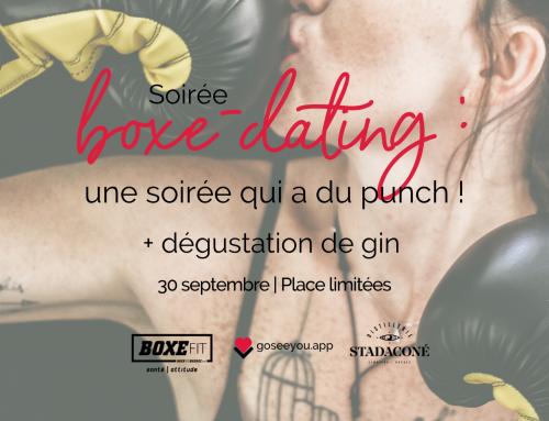 Célibataires : Une soirée Boxe Dating pour vous à Québec!